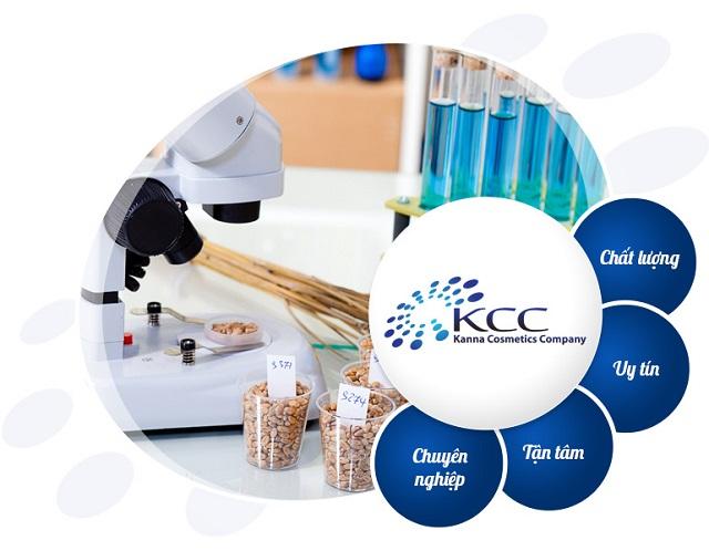 Kanna Cosmetics luôn đảm bảo 4 tiêu chí cho khách hàng