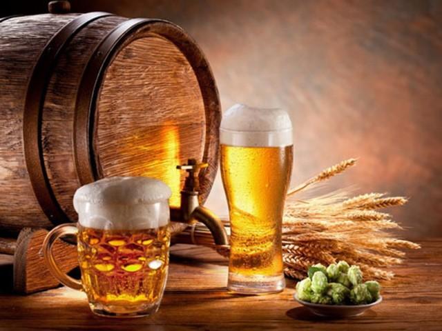 Men bia có chứa nhiều tinh chất góp phần hỗ trợ chăm sóc da tuyệt vời