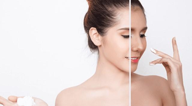 Sử dụng serum vitamin C có thể giúp hỗ trợ nhiều vấn đề về da như ngăn cản tia cực tím