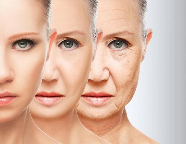 Tốc độ lão hoá da của phụ nữ Việt Nam có xu hướng tăng nhanh