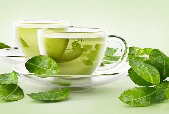 Chiết xuất tự nhiên từ trà xanh