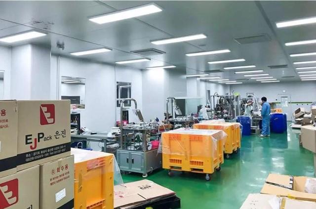 Việt Pháp bảo đảm về máy móc cũng như hỗ trợ về công bố mỹ phẩm
