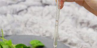 Gia công mỹ phẩm serum tế bào gốc rau má