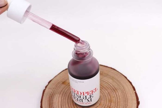 serum peel da của Hàn Quốc vô cùng được yêu thích